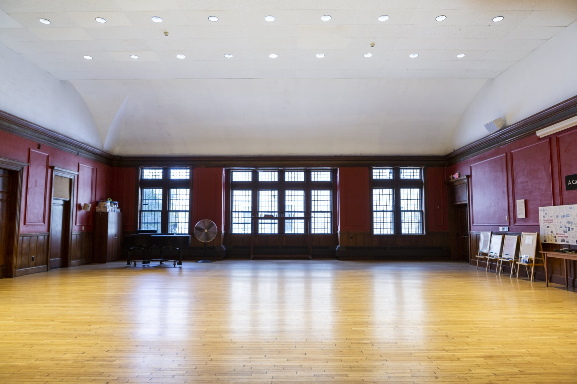 A large function hall