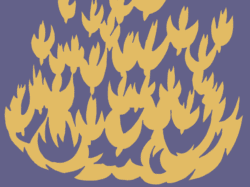 doves into flames icon