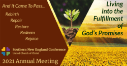 SNEUCC Annual Meeting 2021
