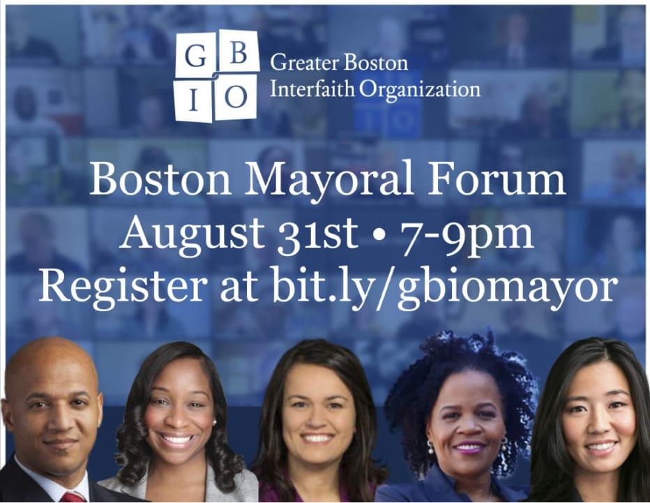2021 GBIO Mayoral Forum